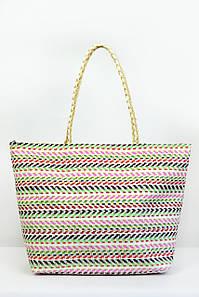 Пляжная сумка FAMO Верона кремовая Длина 50.0(см)/ Высота 34.0(см)/ Ширина 16.0(см) (SYMS-1802) #L/A