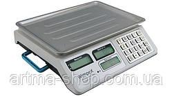 Торговые весы Wimpex WX-5004 до 50кг (аккумулятор 6Ватт)