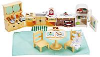 Набор Sylvanian Families  большая кухня
