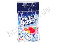 Стиральный порошок бесфосфатный Wasche Meister Color 2,625кг