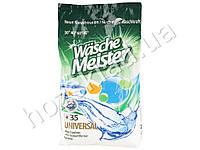 Стиральный порошок бесфосфатный Wasche Meister Universal 2,625кг
