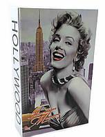 Книга- сейф  Marilyn Monroe (24,5х16х5,5 см)