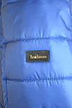 Куртка женская молодежная осенняя стеганная., фото 8
