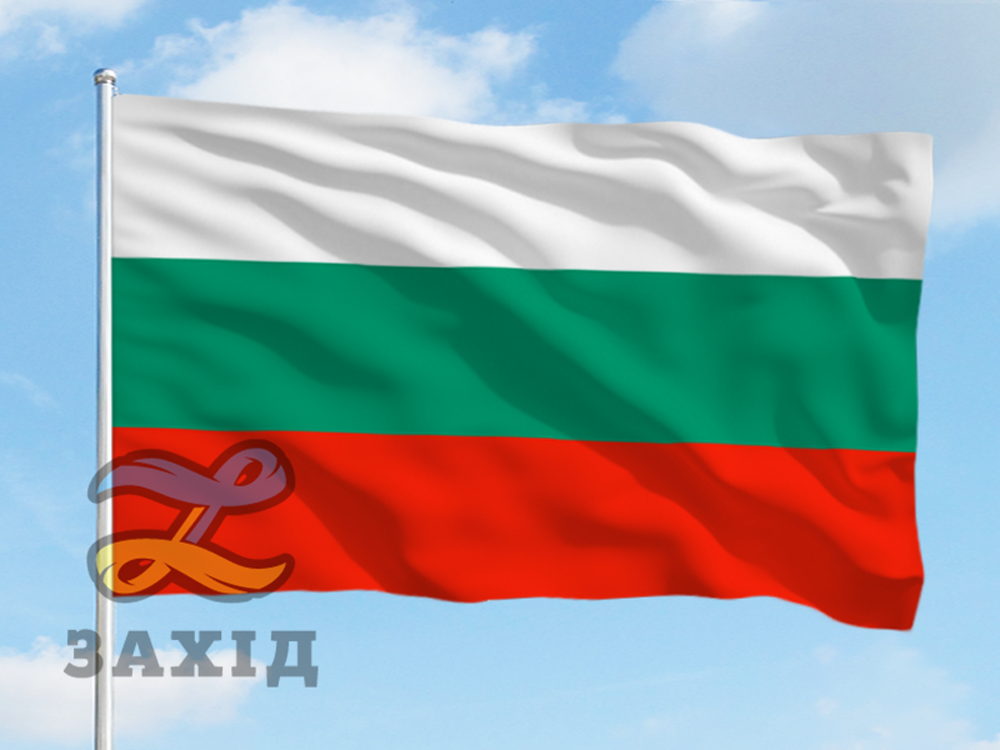 Флаг Болгарии
