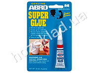 Супер клей ABRO AB747 3г