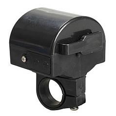 Звонок гудок электронный для велосипеда HLV Black