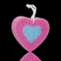 Губка для душа «Валентинов день»