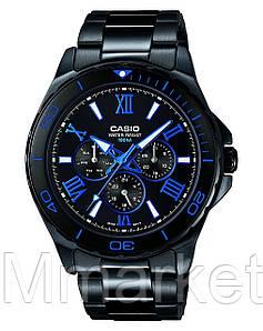 Мужские часы Casio MTD-1075BK-1A2VEF