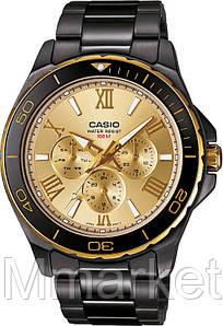 Мужские часы Casio MTD-1075BK-9AVEF
