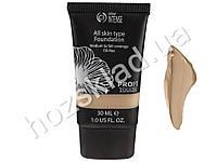 Тональное средство для лица Colour Intense All skin type Foundation Теплый песок, тон 04 30мл