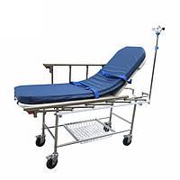 Транспортная медицинская кровать BT-TR 013 Праймед