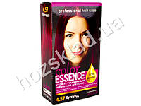 Крем-краска для волос Color Essence с окислителем, тон 4.57 Бургунд