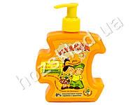 Крем-мыло для рук и тела детское KLYAKSA Крутое антибактериальное 250мл.