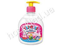 Крем-мыло жидкое детское Ути-Пути С экстрактом алоэ вера и зверобоя бутылка с дозатором 300г