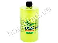 Крем-мыло туалетное жидкое Olis Алоэ без дозатора 1л