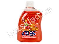 Крем-мыло туалетное жидкое Olis Грейпфрут без дозатора 500мл