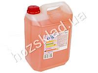 Крем-мыло туалетное жидкое Olis з гліцерином Дикая корица и апельсин 5л канистра