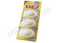 Мыло туалетное твердое детское Ути-Пути С экстрактом череды планшет (цена за 3шт по 80г)
