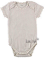 "Боди-футболка для девочки. Размер: 86. молочный. TM ""ФЛАМИНГО ТЕКСТИЛЬ"" 495-1009/1. Украина."