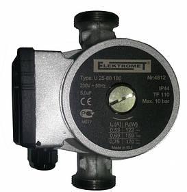 Насос циркуляционный Elektromet U 25/60-130