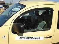 Дефлекторы окон Cobra Tuning Renault Kangoo 3d 2008-2012
