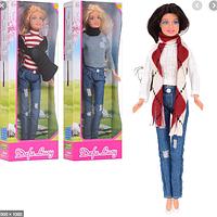 """Лялька """"Defa"""" 29 см,3 види 8366-BF"""