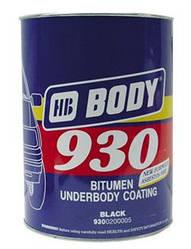 Мастика антикоррозионная BODY 930 2,5 кг