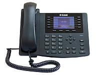 IP-Телефон D-Link DPH-400GE/F2 1x1GE LAN, 1x1GE WAN, PoE (DPH-400GE)