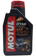 Масло моторное MOTUL ATV-SxS Power 4T 10W-50 1L
