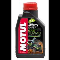 Масло моторное MOTUL ATV-UTV Expert 4T 10W-40 1L