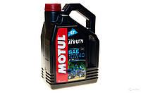 Масло моторное MOTUL ATV-UTV 4T 10W-40 4L