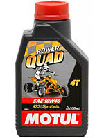 Масло моторное MOTUL Powerquad 4T 10W-40 1L