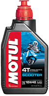 Масло моторное MOTUL Scooter 4T MB 10W-40 1L