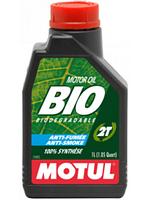 Масло моторное MOTUL Bio 2 T 1L