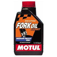 Вилочное масло MOTUL Fork Oil Expert medium/heavy 15W 1L