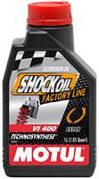 Масло трансмиссионное MOTUL Shock Oil Factory Line VI 400 1L