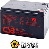 Аккумулятор свинцово-кислотный CSB GP12120 12В 12Ач