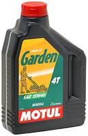 Масло моторное Motul Garden 4T 15W-40 2L