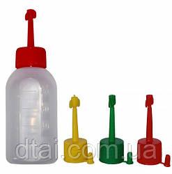 Бутылочка пластиковая для фасовки и хранения спермы, 100 мл