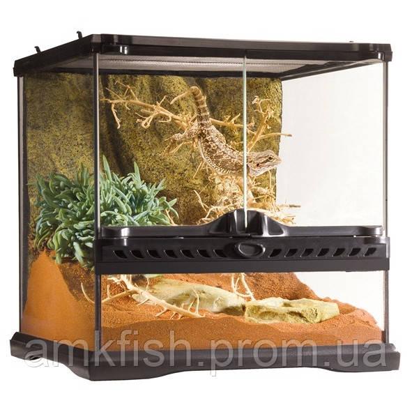 Hagen Exo Terra Mini Wide Terrarium террариум 30х30х30см - Интернет-магазин AMKfish в Харькове
