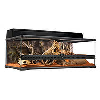 Hagen Exo Terra Natural Terrarium-Advanced Reptile Habitat, Low  террариум 90х45х30см