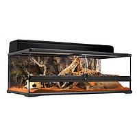 Hagen Exo Terra Natural Terrarium-Advanced Reptile Habitat, Low тераріум 90х45х30см