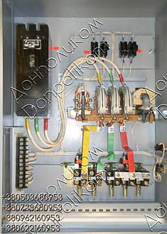 ПЗКМ-160 (ПЗКМ-501-160) вводно-защитная панель, фото 2