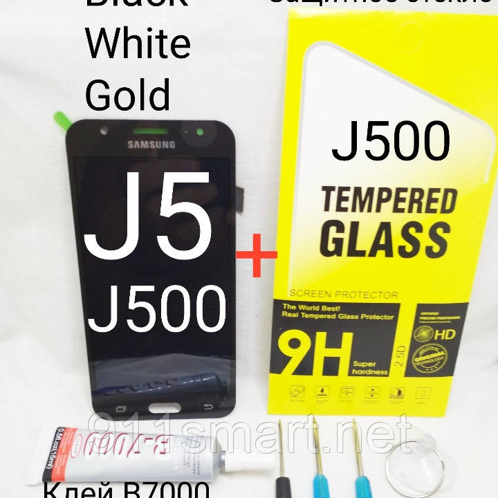 Samsung Galaxy J5 2015 LCD дисплей + сенсор модуль (LCD)