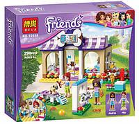Конструктор Bela Friends 10558 Детский сад для щенков (аналог LEGO Friends 41124), 290 деталей