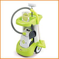 Детский набор для уборки с пылесосом  Rowenta Smoby 24406