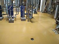 Полімермінеральне товстошарове покриття підлоги Цемезіт УР 69, фото 1