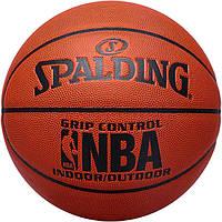 Мяч баскетбольный Spalding Nba Grip Control IN-OUT Size 7 SKL41-227386