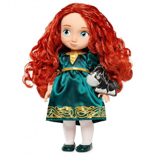 Кукла аниматор Мерида Дисней. Disney Animators' Collection Merida Doll - 16''