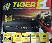 СПУТНИКОВЫЙ ресивер Tiger F1 HD DVB-S/S2 + прошивка каналов